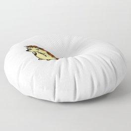 Cute I Just Really Like Hedgehogs Ok Gift Idea Floor Pillow