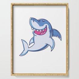 Shark Animal Serving Tray