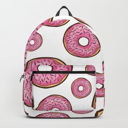 Donut ever give up! Backpack