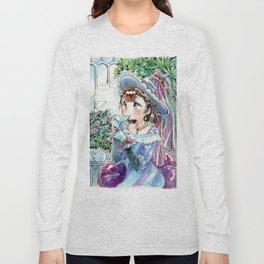 Tea witch Long Sleeve T-shirt