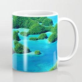 Glimpses of Heaven: Palau 70 Islands In Micronesia Coffee Mug