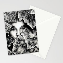 Veiled Shadow Stationery Cards