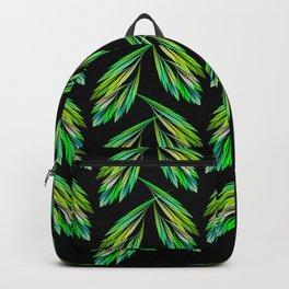 Garlands of leaves  Backpack