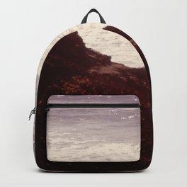 CALIFORNIA GARRAPATA BEACH NARA 543252 Backpack