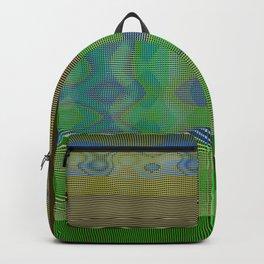weaving fabric 04 Backpack