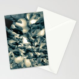"""""""Like The Flow Of The Ocean"""" Stationery Cards"""