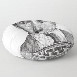 Lucky Crime Boss Floor Pillow