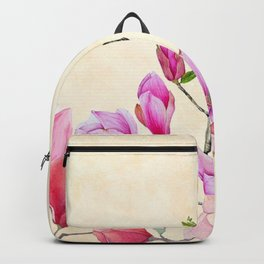 Floral Art    #2 Backpack