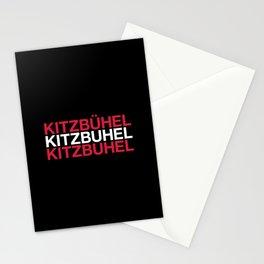 KITZBUEHEL Austrian Flag Stationery Cards