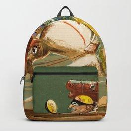 'The Lone Ranger' by Elizabeth Olds Backpack