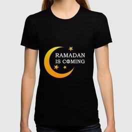 Ramadan kareem - Ramadan tshirt - Ramadan decor - muslim holiday - Islam religion - ramadan mubarak T-shirt