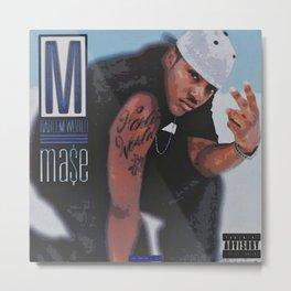 Ma$e / HarlemWorld Album Metal Print