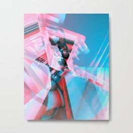 FORM #2 Metal Print