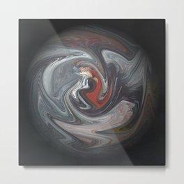 Abstract 132 Metal Print