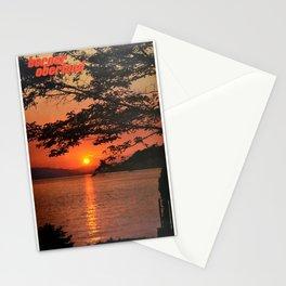 Werbeplakat Berner Oberland Switzerland Stationery Cards