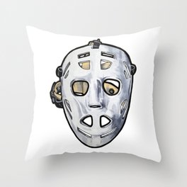 Esposito Mask Throw Pillow
