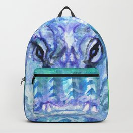Blue Gator Backpack