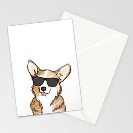Corgi - incorgnito Stationery Cards