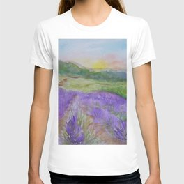 An Evening in Provence WC150601-12 T-shirt