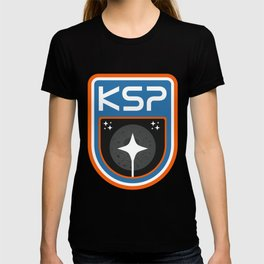 Kerbal Space Program Badge - The Mun T-shirt