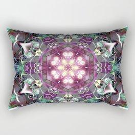 Mandalas from the Voice of Eternity 28 Rectangular Pillow