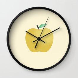 Apple 22 Wall Clock
