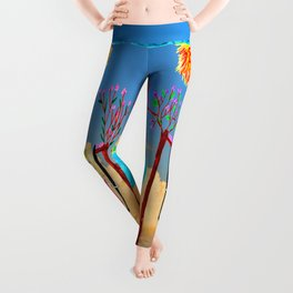 Dreaming | Playground | Up to the Clouds Leggings