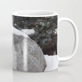 Snowcapped Coffee Mug