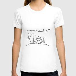 istanbul hagia sophia T-shirt