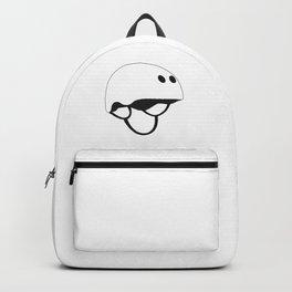 Skateboard Helmet Backpack