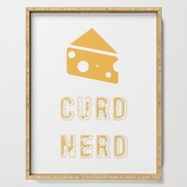 Curd Nerd Cheese Lover product Serving Tray
