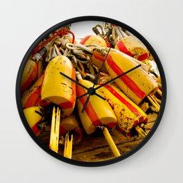 Bouys Wall Clock