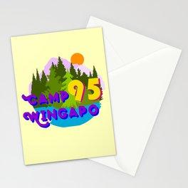 Camp Wingapo Stationery Cards