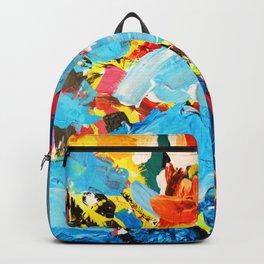 Painters' Splatter Backpack