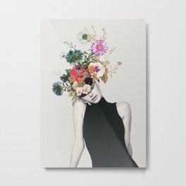 Floral beauty Metal Print