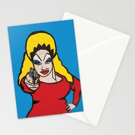 You Stand Convicted | Pop Art Stationery Cards
