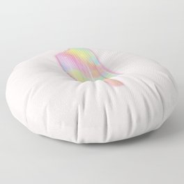 Unicorn Popsicle Floor Pillow