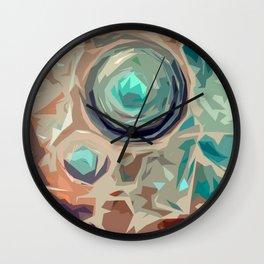 Geometrika #30 Wall Clock