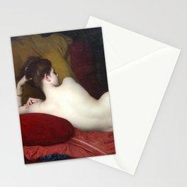ODALISQUE - JULES JOSEPH LEFEBVRE Stationery Cards