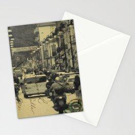 Sorrento street postcard Stationery Cards