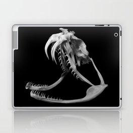 Gaboon Viper Skull 1 Lp Laptop & iPad Skin