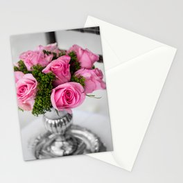 Flowers of Motherly Love Stationery Cards