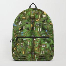 Circuit brain Backpack