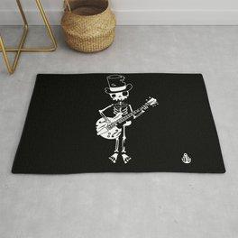 Guitar player Rug