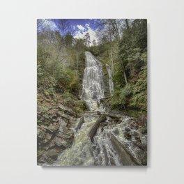 Mingo Falls 1 Metal Print
