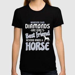 Horse Best Friend T-shirt