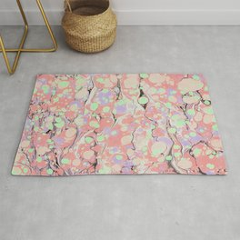 Mother of Pearl Rug