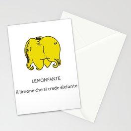 Lemonfante by Laura Pizzicalaluna Stationery Cards