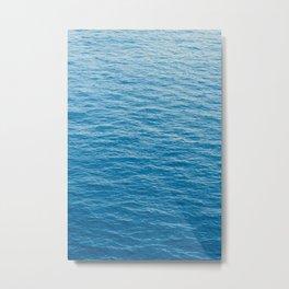 Calm Ocean Metal Print