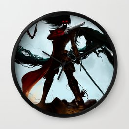 Hellsing Wall Clock